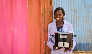 The Improved Cookstove | BURN Manufacturing